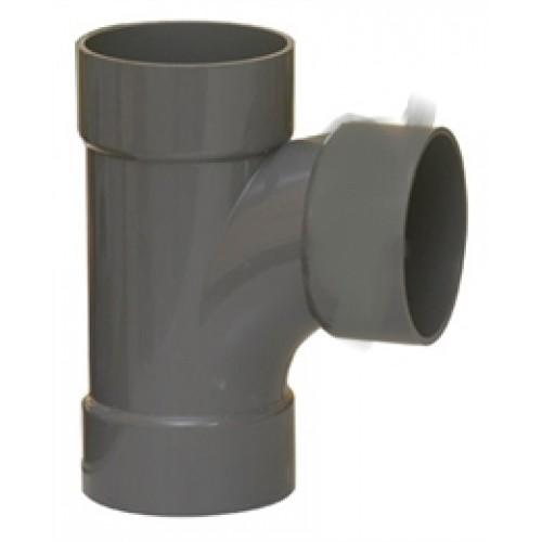 Tê cong 90-60 mỏng PVC  TGCN-44053 Nhựa Bình Minh