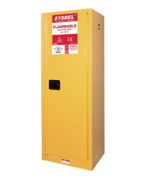 Tủ đựng hóa chất chống cháy 83 lít cửa không tự đóng  WA810220 SYSBEL