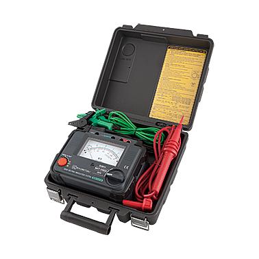 Đồng hồ đo điện trở cách điện 5000V, 200GΩ  3122B KYORITSU