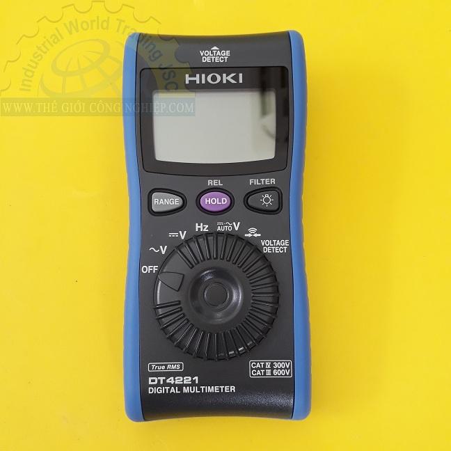 Đồng hồ vạn năng  DT4221 HIOKI