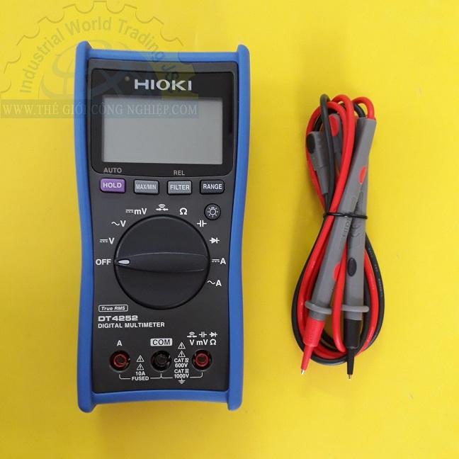 Đồng hồ vạn năng DT4252 HIOKI