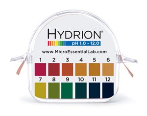 Hộp giấy quỳ tím Hidrion 1.0-12.0  Hydrion D / R USA-Scientific