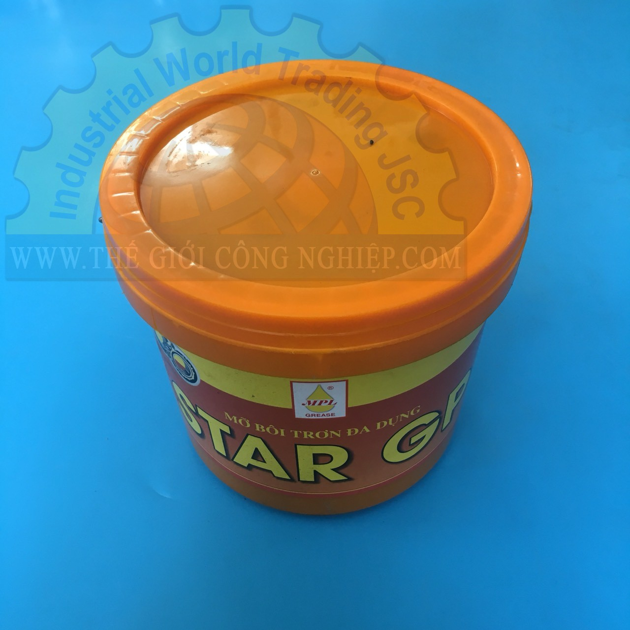 Mỡ bôi trơn đa dụng STAR-GP 1 thùng 4kg  TGCN-42720 MPL GREASE
