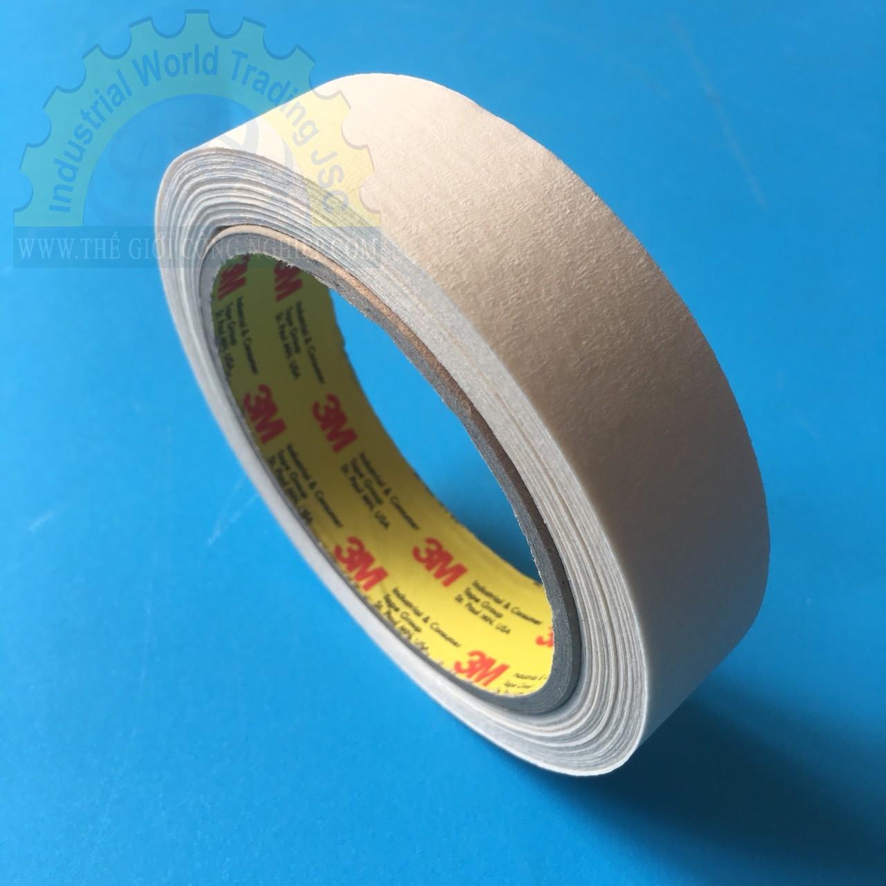 Băng keo giấy che chắn sơn  2600 3M