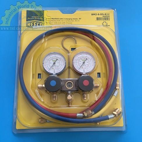 Đồng hồ sạc gas   BM2-6-DS-R32 REFCO