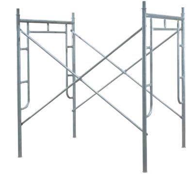 Giàn giáo 1,7 mét 1,8 li ( 2 khung 2 chéo)  TGCN-45675 Vietnam