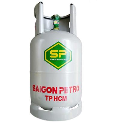 Bình gas màu xám 12kg  TGCN-16644 SAIGON PETRO
