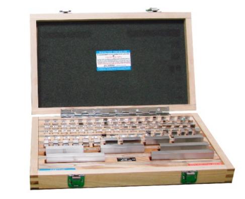 Bộ căn mẫu 112 miếng 1.0005 ~ 100mm  GB-9112-0 Metrology