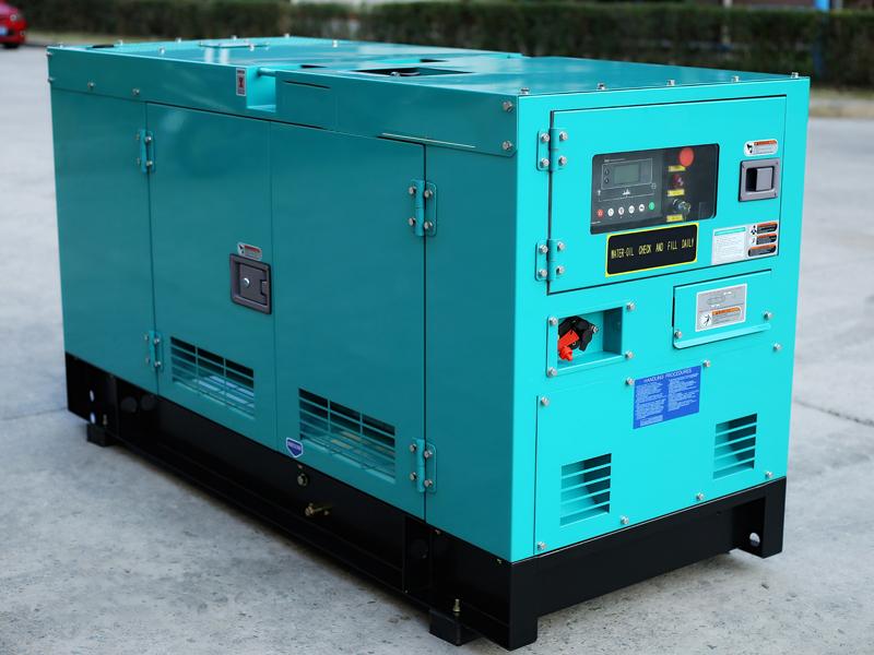 Máy phát điện 11kva - 1 pha  THG 12MMD Mitsubishi