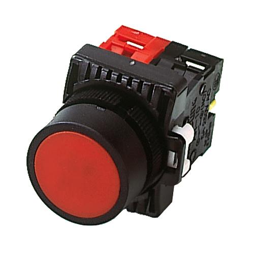 Nút nhấn không đèn 5A-250V  AR-10 HANYOUNG
