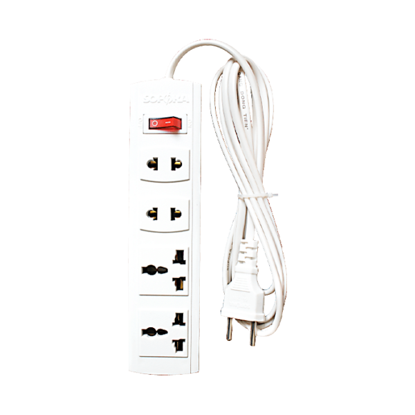 Ổ cắm điện chịu tải cao 2,5m  4A3 SOPOKA