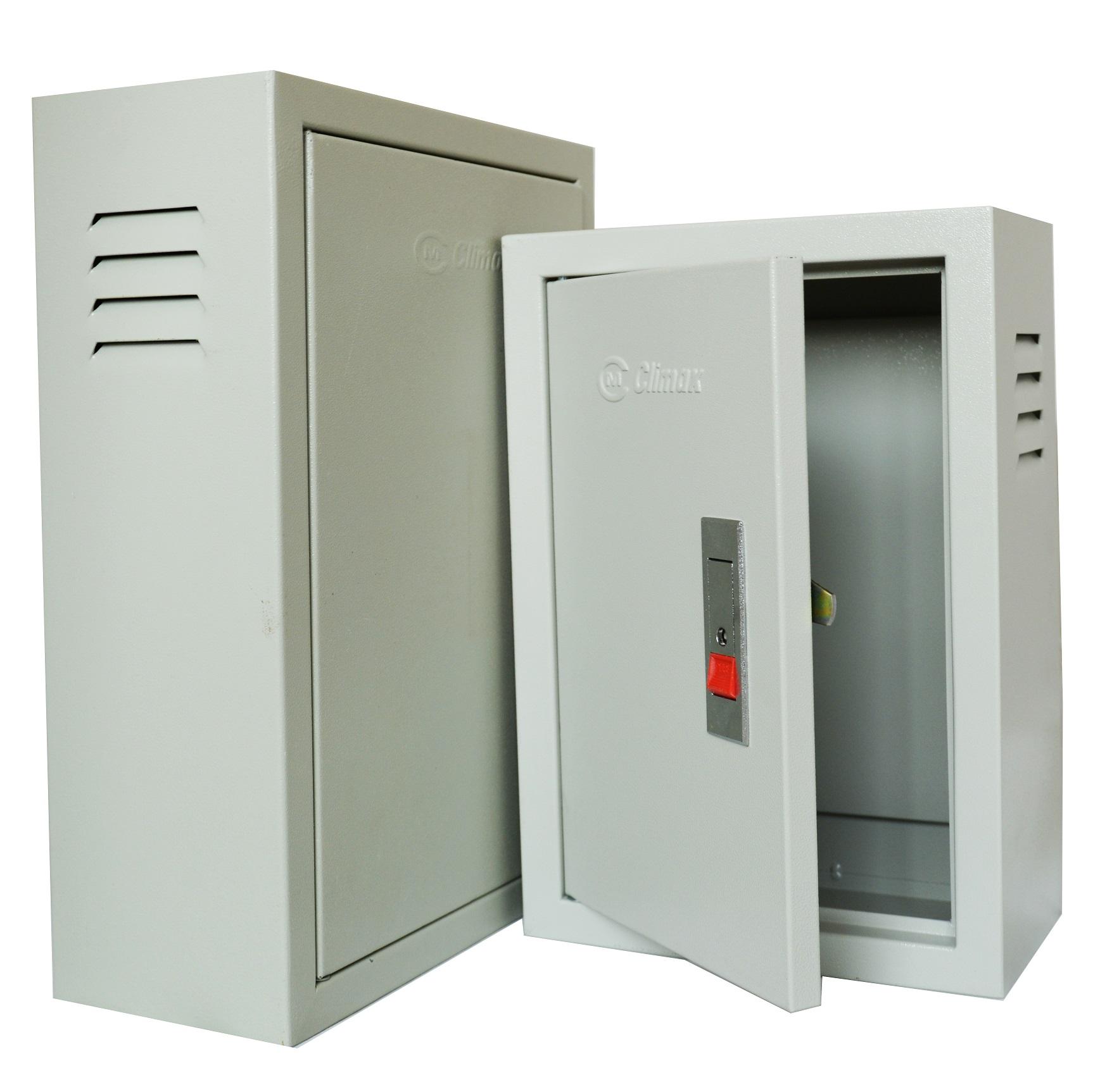 Vỏ tủ điện 200x300x150mm màu xám dày 1mm  TGCN-46031 OEM-546