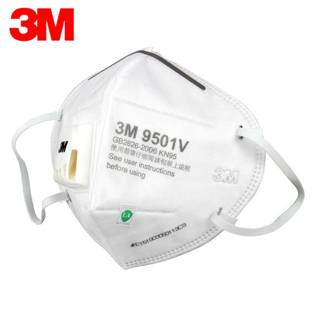 Khẩu trang y tế phòng dịch N95  9501V 3M