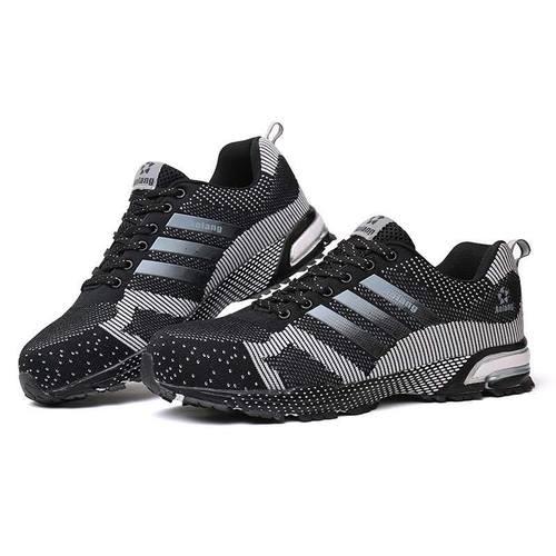 Giày bảo hộ siêu nhẹ màu đen size 42  TGCN-46719 AOLANG
