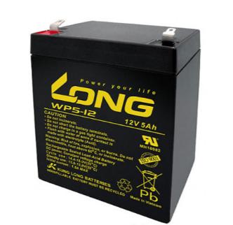 Bình ắc qui kín khí (AGM VRLA) 12v-5ah  WP5-12 LONG