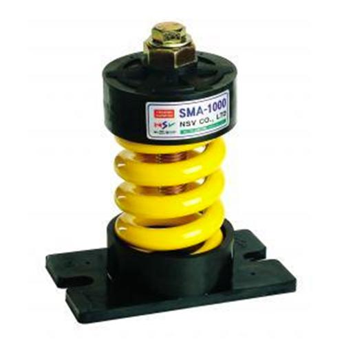 Lò xo chống rung đặt sàn DP Isolator tải trọng 125kg  TGCN-47193 TAIWAN