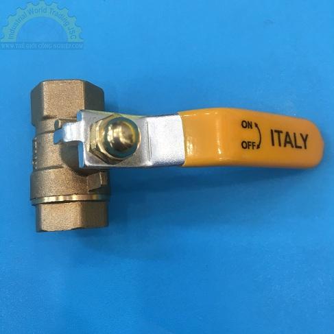 Van bi tay gạt italy ø17 3/8 inch  TGCN-47427 OEM-1338