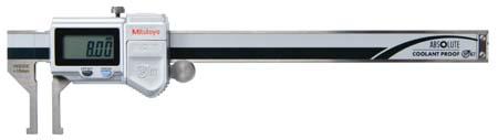 Thước cặp điện tử đo rãnh trong .4-8'/10-200mm  573-742 MITUTOYO