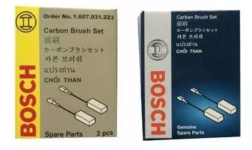 Chổi than dùng cho máy mài GWS 8-125C  1607014145 BOSCH
