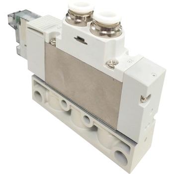 Van điện từ 5 cổng 24VDC  4GA110R-C6-E2-3 CKD