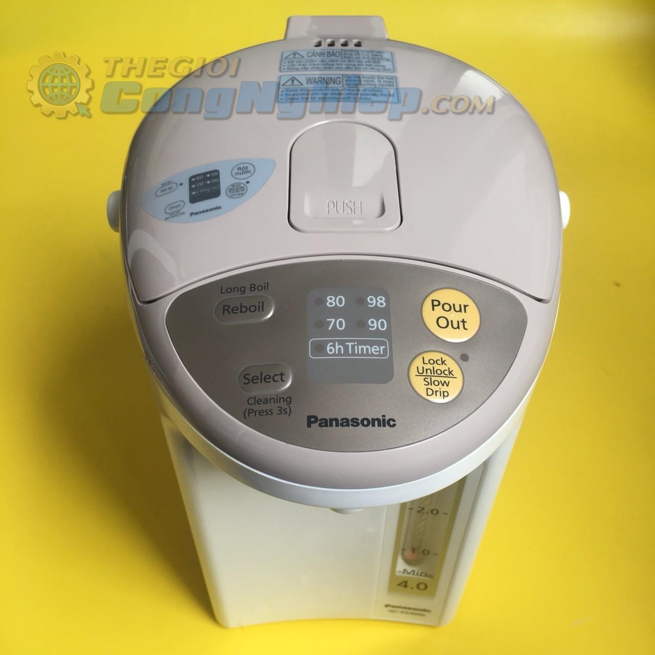 Bình thủy điện 4l  NC-EG4000CSY Panasonic