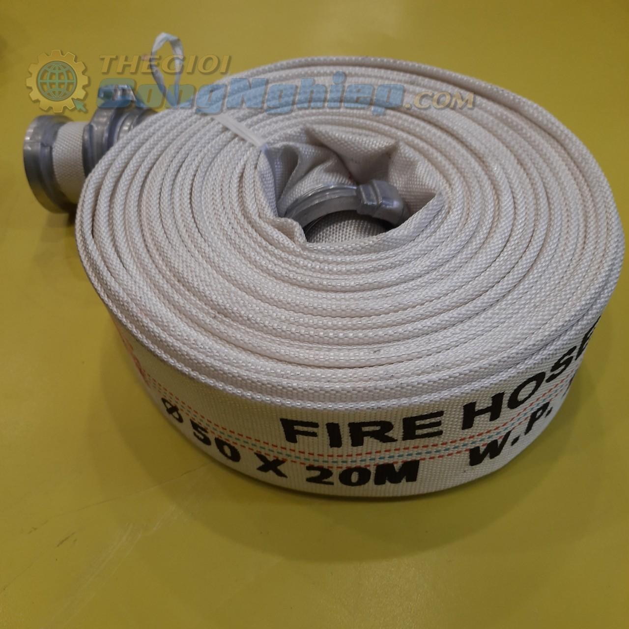 Vòi chữa cháy D50 dài 20m 13bar  TGCN-50370 China