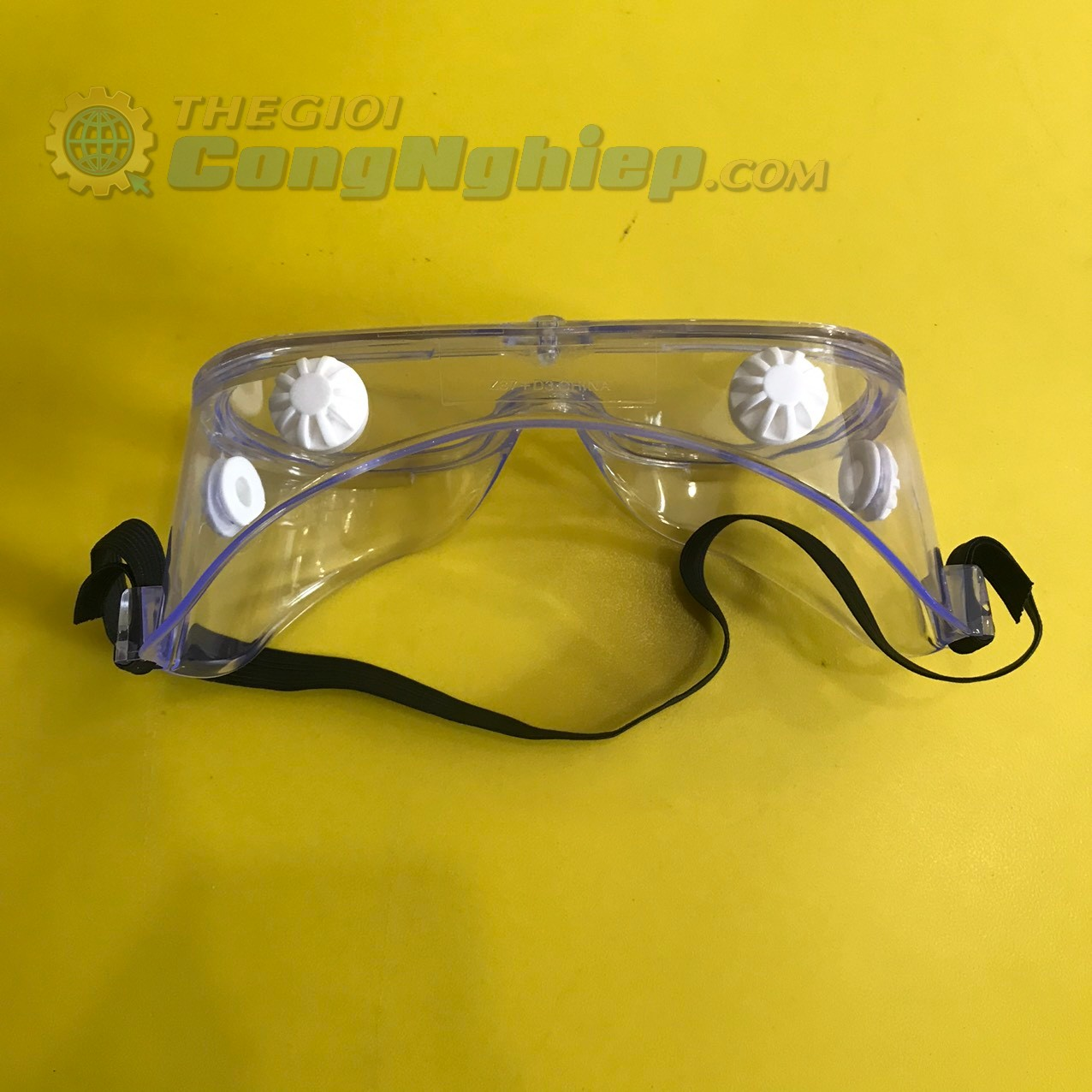 Kính chống hóa chất   334 Chemical Goggle 3M
