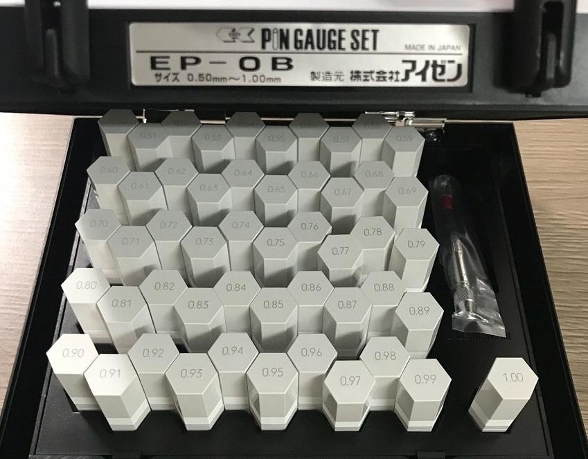 Pin gauge lẻ series  EP-0.76 Eisen