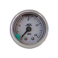 Đồng hồ đo áp suất glycerin  OPG-DT-R1/4-39X10MPA-S ASK