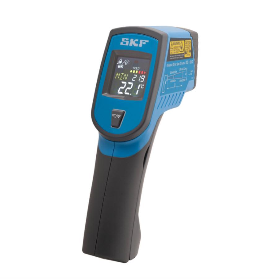 Thiêt bị đo nhiệt độ bằng tia hồng ngoại -60 đến +625 ° C (-76 đến +1 157 ° F)  TKTL 11 SKF