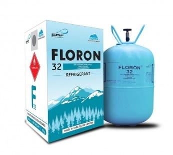 Gas lạnh Ấn Độ   R32 9KG FLORON