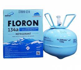 Gas lạnh Ấn Độ   R134A 3Kg FLORON