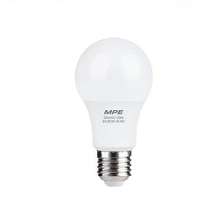Bóng đèn led buld 9W, ánh sáng vàng, kích thước ø60 x 118mm LBD-9V MPE