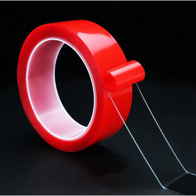 Cuộn Băng keo 2 mặt siêu dính cường lực, bản rộng 2cm, chiều dài 10m, độ dày 0.8mm   TGCN-42646 Vtape