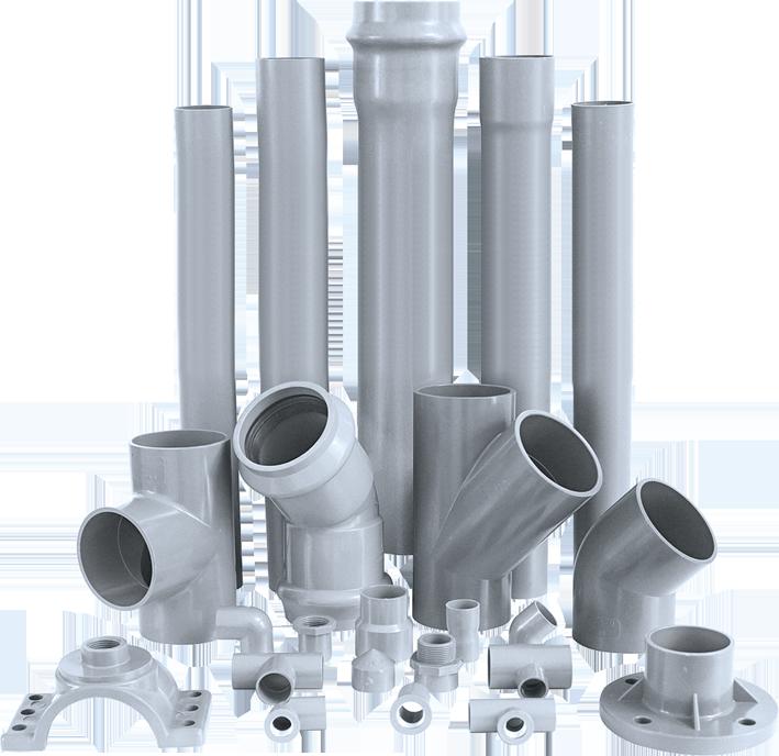 Ống nhựa PVC ( uPVC ) cứng và phụ Kiện