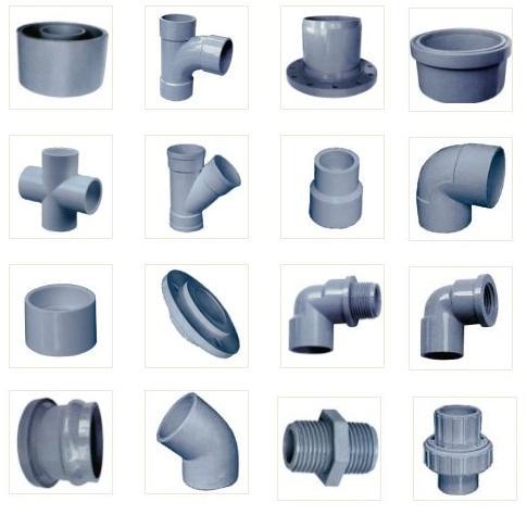 Phụ kiện ống PVC khác