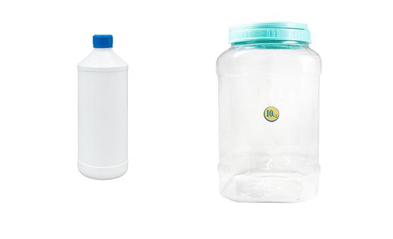 Chai nhựa, hũ nhựa