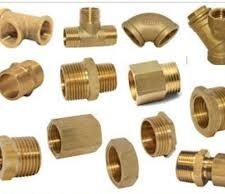 Phụ kiện ống nước bằng đồng