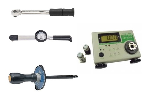 Đo lực xoắn siết ( Torque meter )