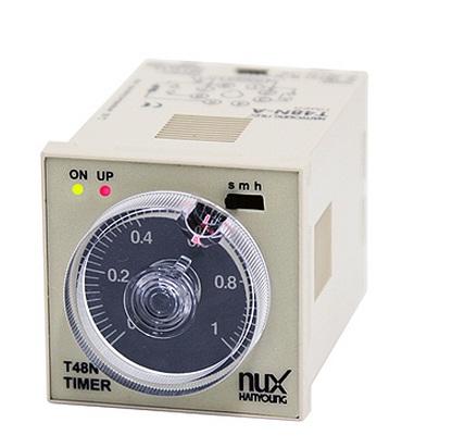Relay thời gian ( timer )