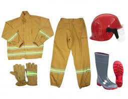 Đồ Bảo Hộ Khi Chữa Cháy