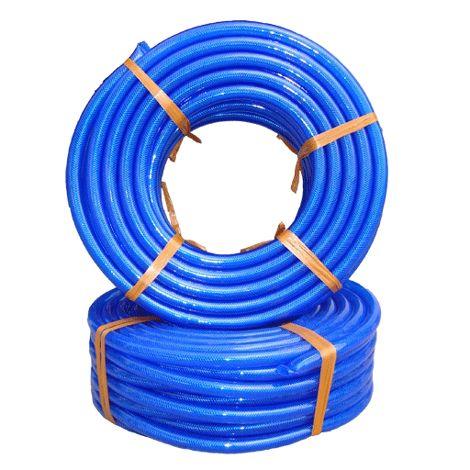 Ống nhựa mềm màu xanh