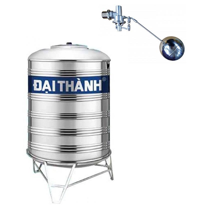 Bồn chứa nước và phao