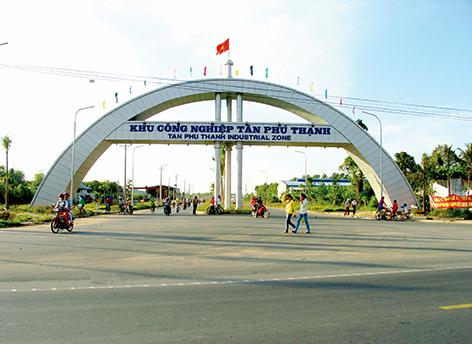 Sản xuất công nghiệp tỉnh Hậu Giang khởi sắc ngay từ đầu năm