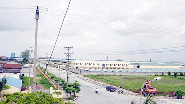 Thái Bình: Thêm giải pháp phát triển cụm công nghiệp