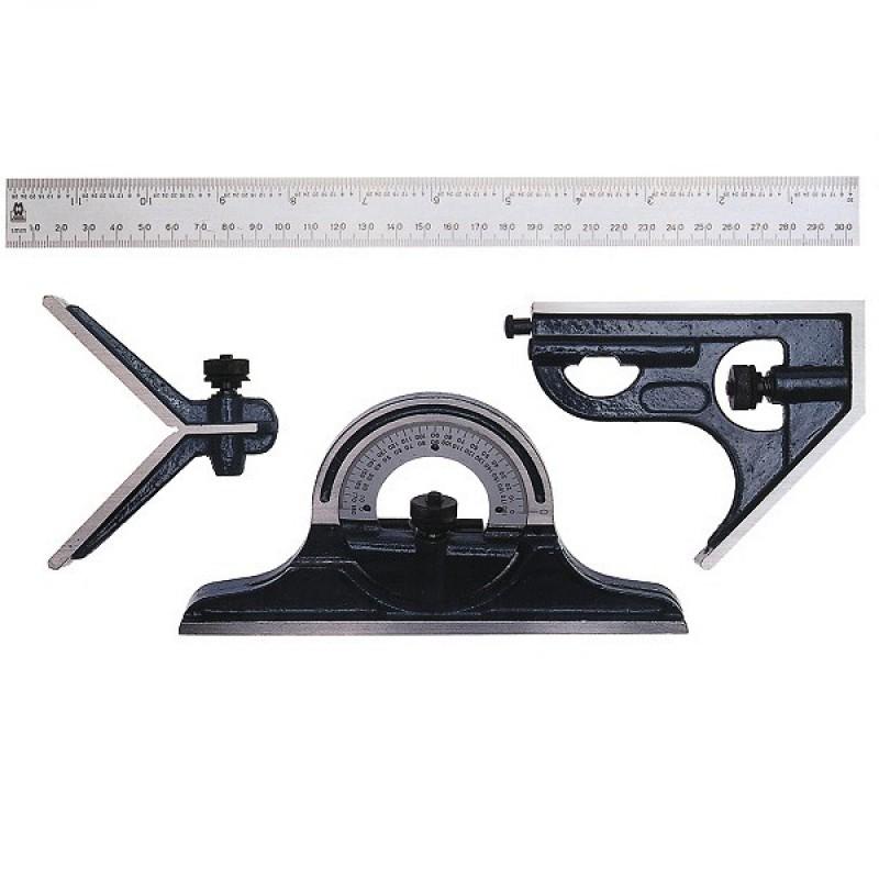 Bộ thước đo góc 180-907U MITUTOYO