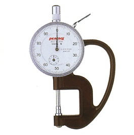 Đồng hồ đo độ dày cơ 10x0.01mm G-1A PEACOCK