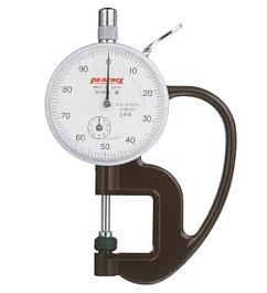 Đồng hồ đo độ dày cơ 10mm G-2.4N PEACOCK