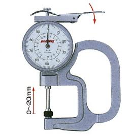 Đồng hồ đo độ dày G-2 PEACOCK