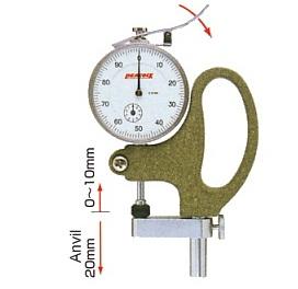 Đồng hồ đo độ dày 30mm  G-3 PEACOCK